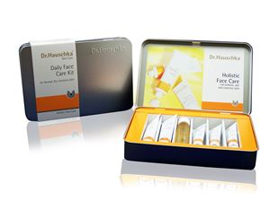 Picture of Dr. Hauschka Daily Face Care Kit Normal, Dry, Sensitive Skin Kit