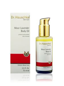 Picture of Dr. Hauschka Moor Lavender Body Oil 2.5 oz