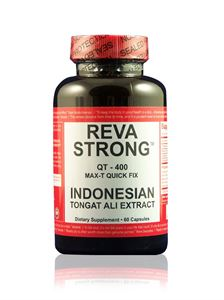Picture of Reva Strong QT-400 Indonesian Tongat Ali Extract